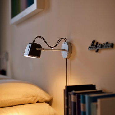 Wall lights are perfect for diffused lighting in all interiors